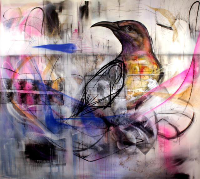 , 'Last Gratidur ,' 2016, Station 16 Gallery