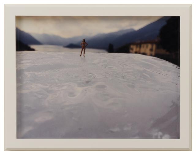 , 'Bellagio Glacier I,' 2016, Anglim Gilbert Gallery