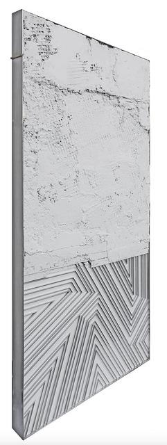 , 'White Washed,' 2017, JanKossen Contemporary