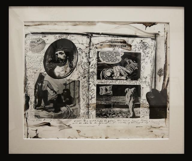 Peter Beard, 'May 1970 Diary ', 1970, Art Ventures Gallery