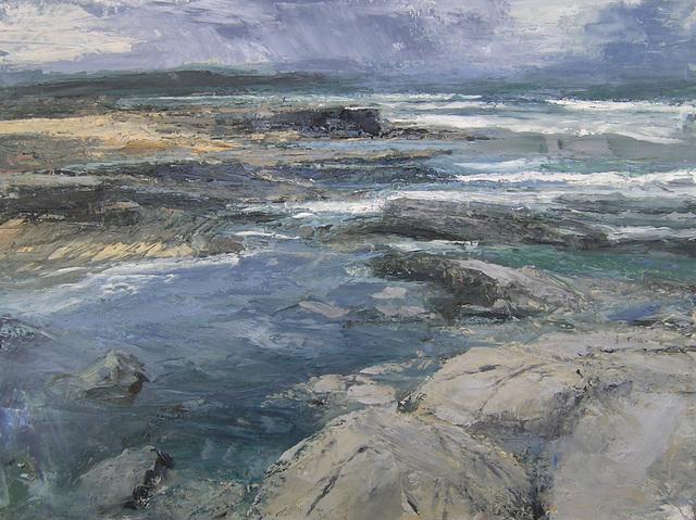 , 'Shoreline II,' 2015, Dolan/Maxwell