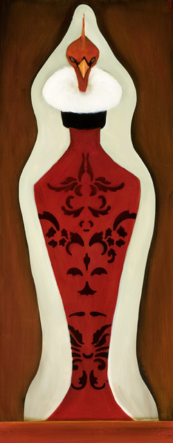 , 'Miss Scarlet,' 2010, DECORAZONgallery