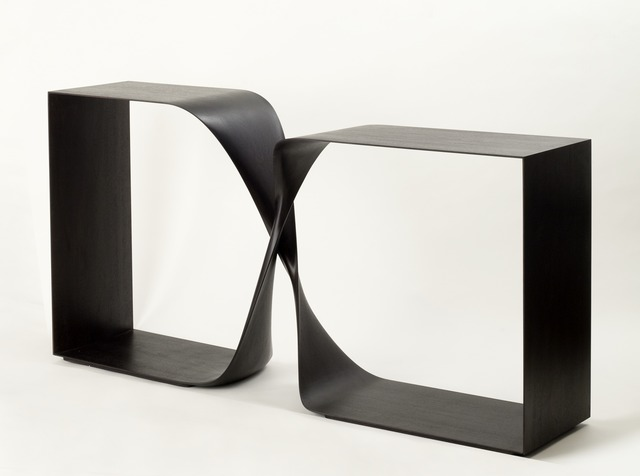 , 'Sculptural Hand Carved Freestanding Console,' 2014, Maison Gerard