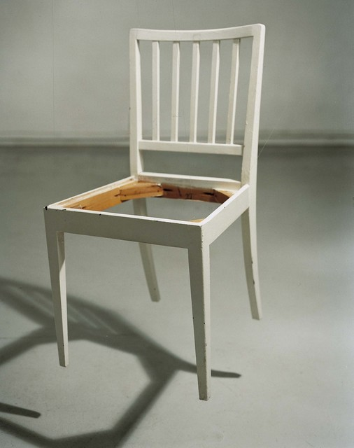 , 'Philosophical Chair,' 2003, Statens Museum for Kunst