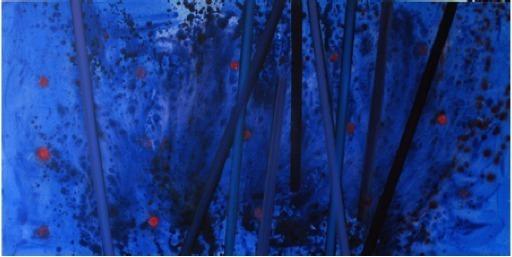 , 'Peinture no. 581,' 2009, Galerie Lacerte Art Contemporain