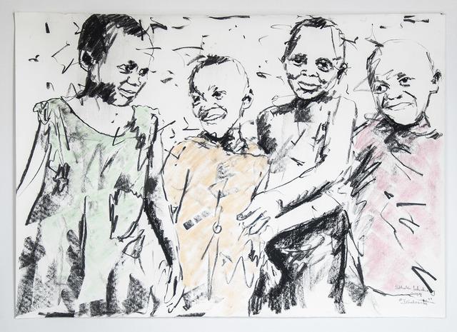 , 'Izintomba,' 2019, Opulent Living Gallery