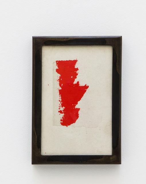 , 'A piece of painting,' 2015, Michel Rein Paris/Brussels
