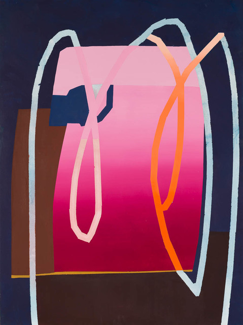, '17-1463 TCX,' 2018, Candida Stevens Gallery