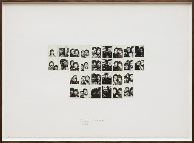 , 'Photomatic d'Italia,' 1974, SAGE Paris