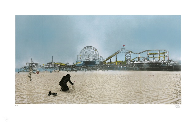 Nick Walker, 'The Morning After: Santa Monica', 2013, Addicted Art Gallery