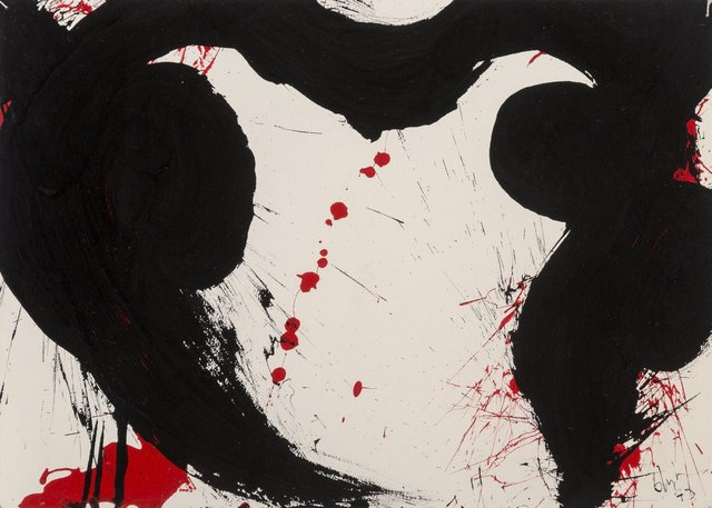 Norman Bluhm, 'Untitled', 1973, Heritage Auctions