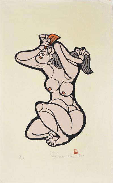 Yoshitoshi Mori, 'Combing the Hair', 1985, Ronin Gallery