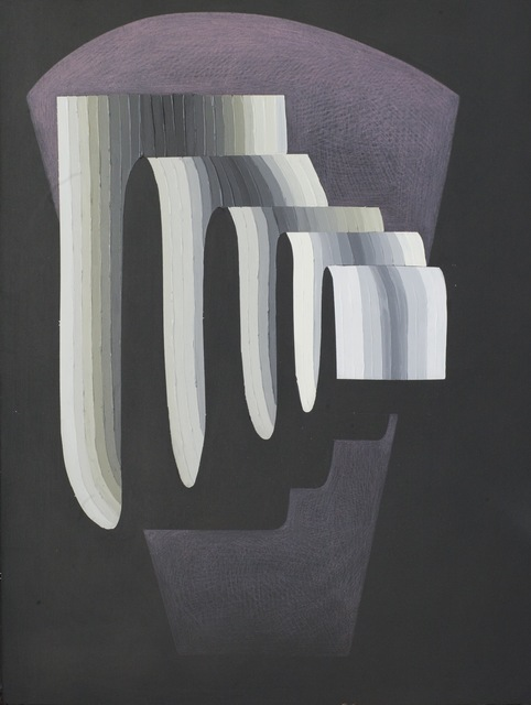 , 'circuitous #7,' 2014, Moskowitz Bayse