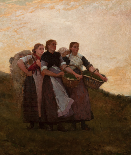 , 'Hark! The Lark,' 1882, Milwaukee Art Museum