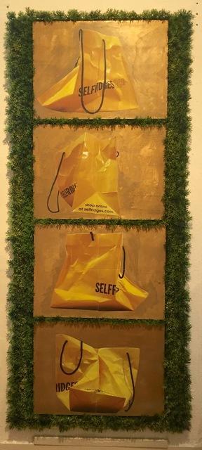 Vincent Edmond Louis, 'Selfishness Selfridges', 2015, Galerie Frank Pages