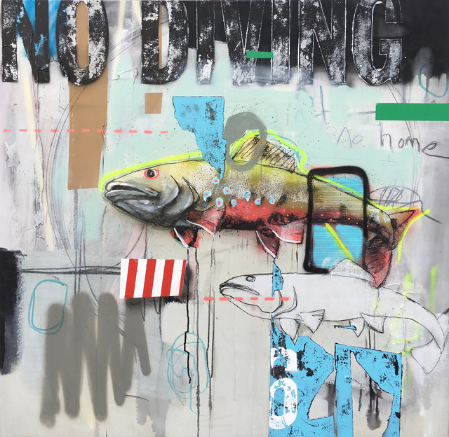 Jérôme Rochette, 'No Diving', 2017, Galerie LeRoyer