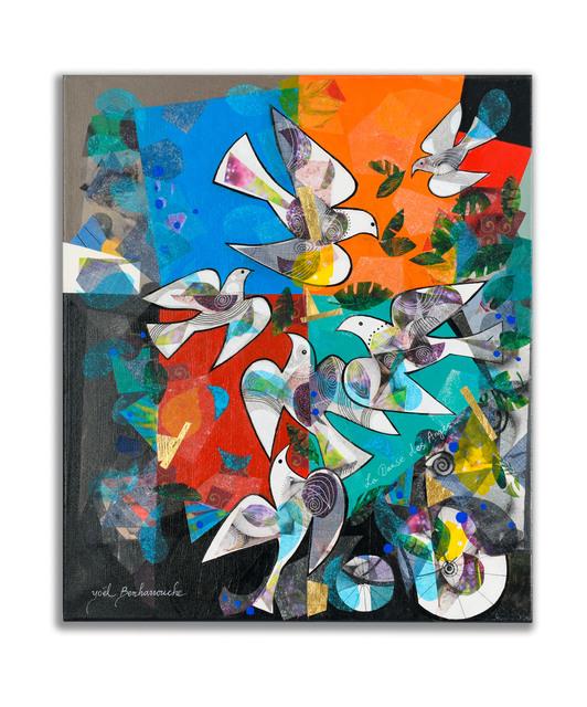 Yoël Benharrouche, 'La Danse des Anges ', 2019, Eden Fine Art