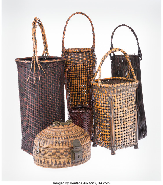 Unknown Artist, 'Six Baskets', Heritage Auctions
