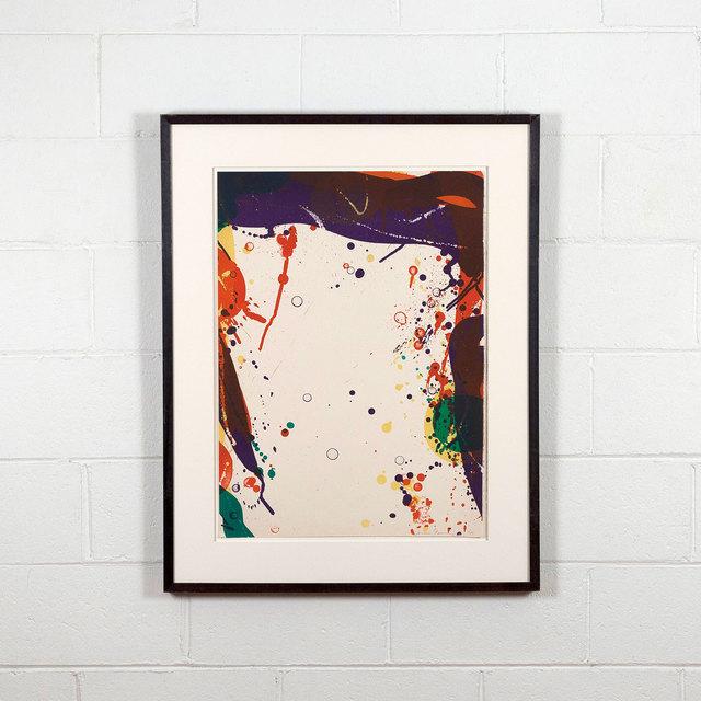 Sam Francis, 'Untitled (National)', 1968, Caviar20