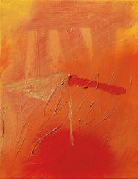 Abstraktes Bild (454-4)