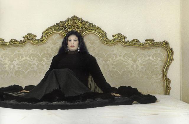 , 'My Bed, Fifi Abdou, Cairo 2000,' 2000, Galerie Nathalie Obadia