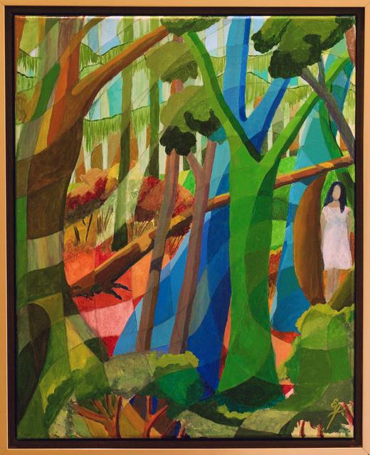 E Vern Taylor, 'Elemental Rima II', 2019, Springfield Art Association