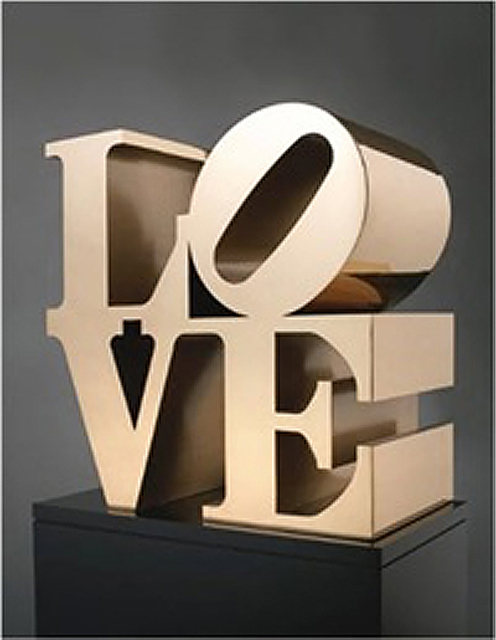 , 'LOVE,' 1966/1998, Art Of The World Gallery