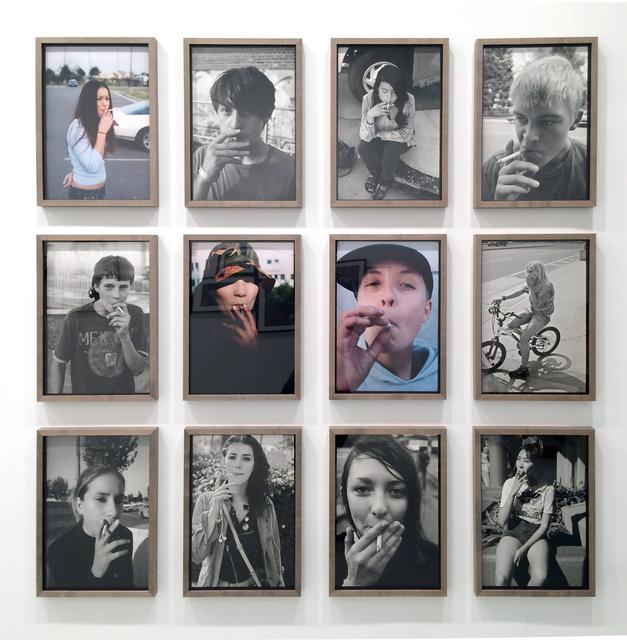 Ed Templeton, 'Teen Smokers 2', 2019, Nils Stærk