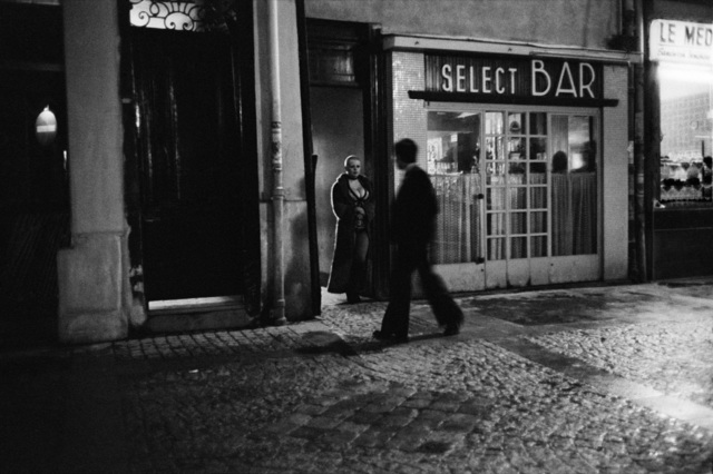 Jane Evelyn Atwood, 'Rue des Lombards, Paris', 1976-1977, L. Parker Stephenson Photographs