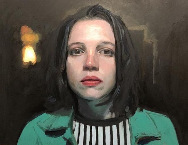 , 'Dysphoria,' 2019, South Main Gallery