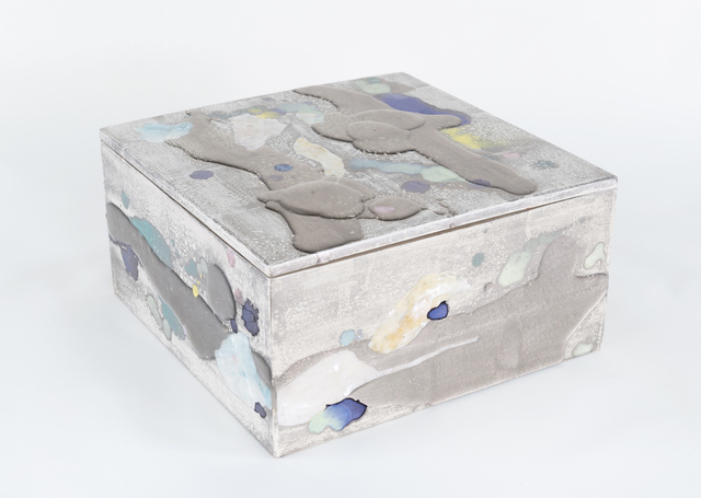 , 'Captain and Mother of Pearl Box,' 2017, PDX CONTEMPORARY ART