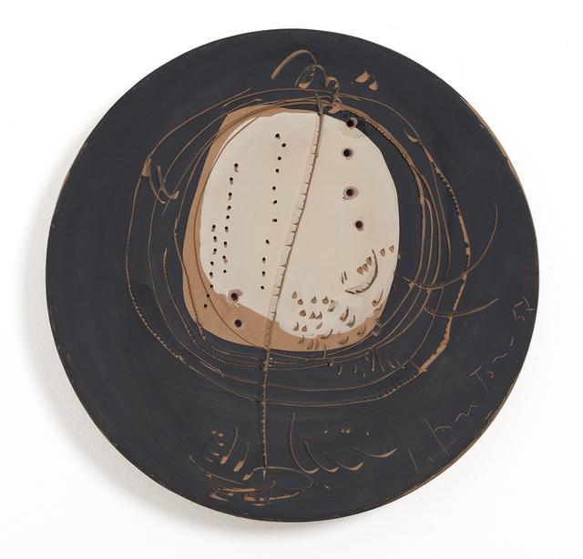 , 'Concetto Spaziale,' 1957, Galleria Tega