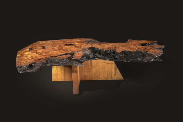 ", '""Arlyn"" Coffee Table,' 1978, Geoffrey Diner Gallery"