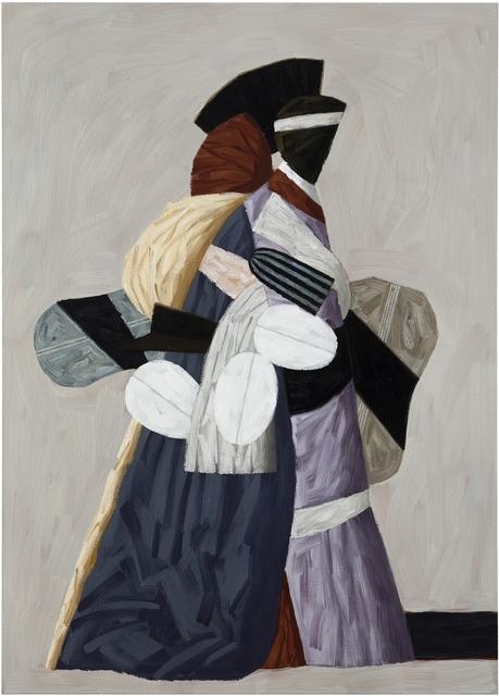 , 'Grey Figure,' 2016, Galleria Heino