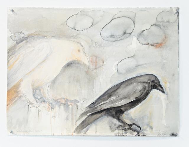 Jane Rosen, 'WHITE RAVEN BLACK RAVEN', 2016, Traver Gallery