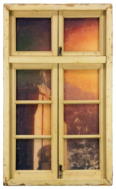 , 'Neighbour's Window: Statue of A Poet,' 2016, David Zwirner