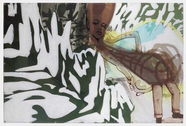 David Humphrey, 'Remembering the Woods', 2018, CRUSHCURATORIAL