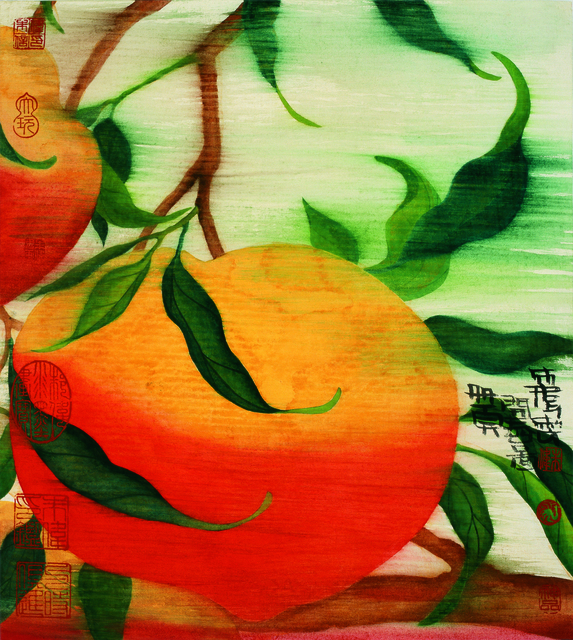 Zhu Wei, '开春图册页之十六; Album of Vernal Equinox, No. 16', 2012, Linda Gallery
