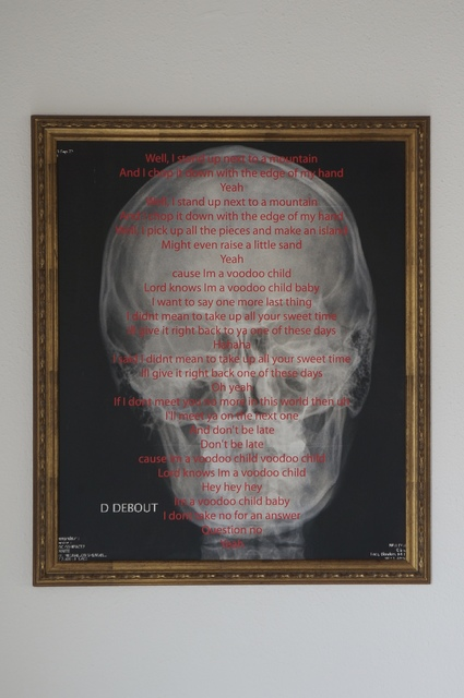 , 'Sans Issue,' 2011, Espace D'art Contemporain 14N 61W