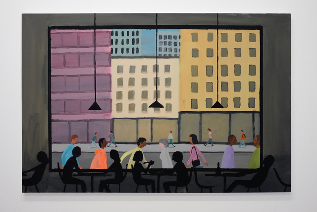 , 'LE RESTAURANT,' 2018, ALICE Gallery