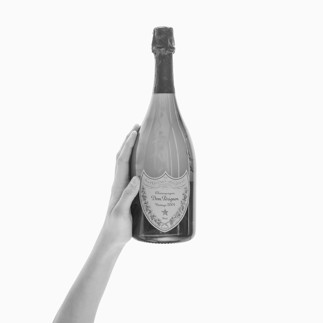 , 'Bottle of Dom Perignon: Images for a New Golden Record ,' 2014, Rhona Hoffman Gallery