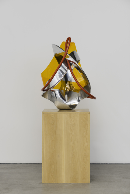 , 'Tripartite Reunited,' 2010-2013, Galeria Luisa Strina