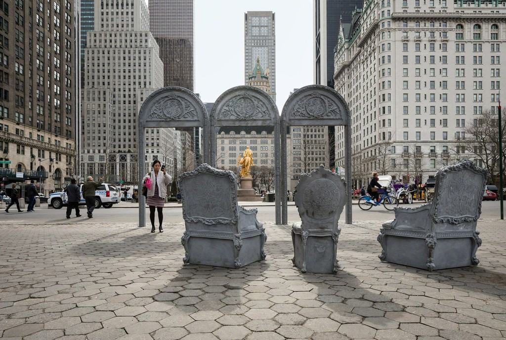 "Liz Glynn ""Open House"" 2017 