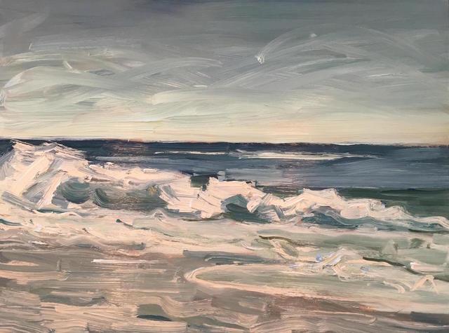 , 'November Surf,' 2016, Grenning Gallery