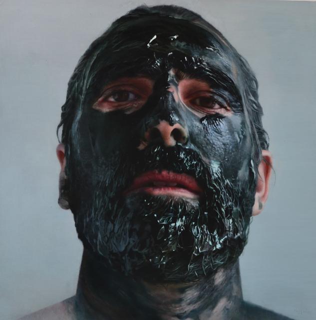 , 'Paint in my head,' 2017, GALERIE BENJAMIN ECK