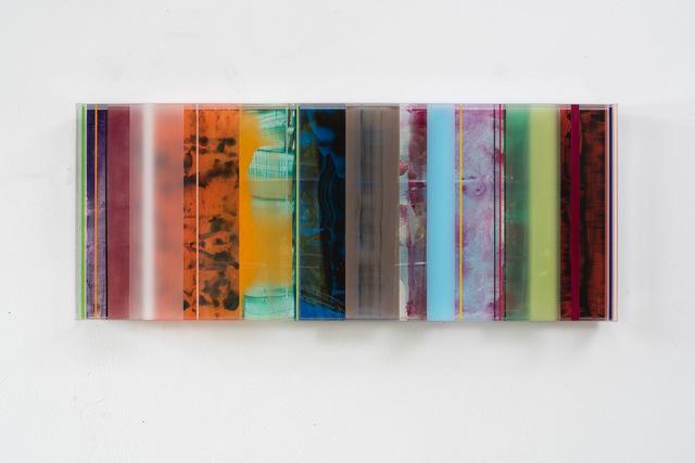 , '12-17,' 2017, Laura Rathe Fine Art
