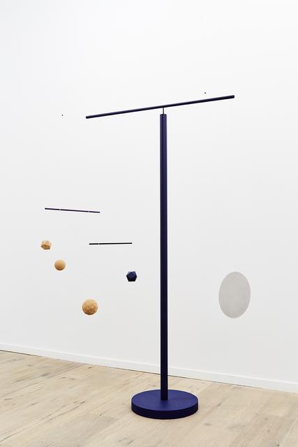 , 'Mobile n°18,' 2016, Galeria Nara Roesler