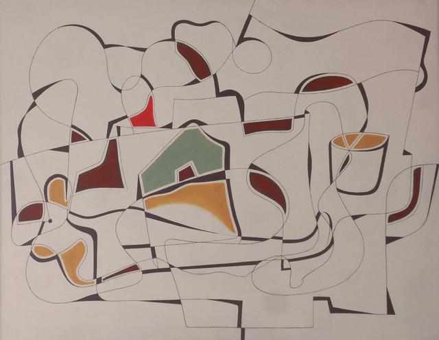 , 'La maison du souffle,' 2014, Thomas Monahan Fine Art