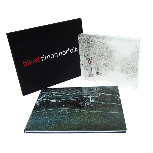 , 'Bleed - Collector's Edition,' 2005, Dewi Lewis Publishing