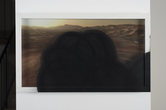 , 'Over Painted ESO#4,' 2015, The Gallery Apart